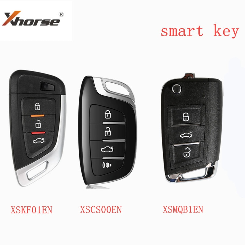 1 pçs xhorse vvdi universal chave inteligente keyless ir super remoto vvdi2 chave do carro para xhorse xskf01en xscs00en xsmqb1en estilo