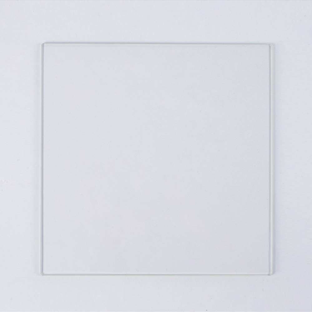 طابعة ثلاثية الأبعاد مربعة البورسليكات طبق من الزجاج/السرير ل Tevo/سي تي سي/ANET/مونوبريس/كرياليتي الحرارة السرير (قائمة 5: 410 ~ 510 مللي متر)