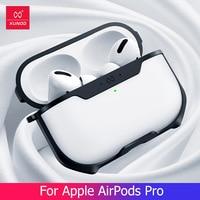 Чехол для Apple AirPods 3/AirPods Pro, Прозрачный чехол для беспроводных Bluetooth-наушников, пылезащитный чехол