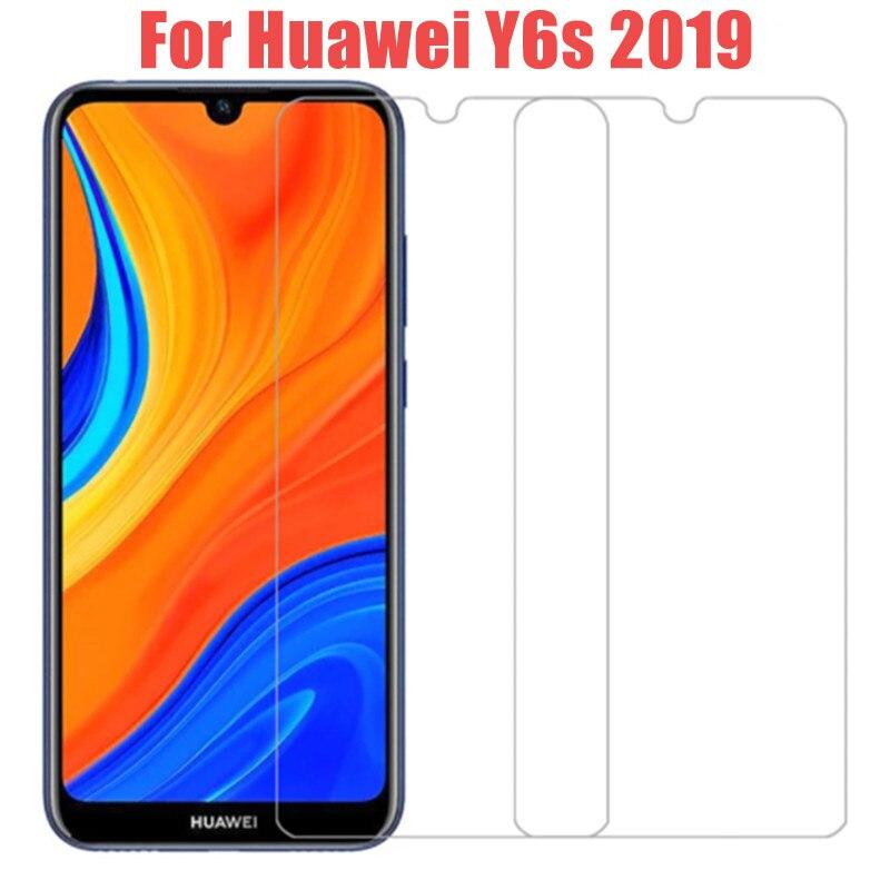 Закаленное стекло для Huawei y6s 2019 y 6 s, 2 шт., Защитная пленка для экрана huawei y 6 s y6 s Y6s 2020 huawey, Защитное стекло для телефона