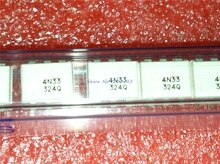 10pcs/lot 4N33 DIP6 DIP photoelectric coupler and In Stock