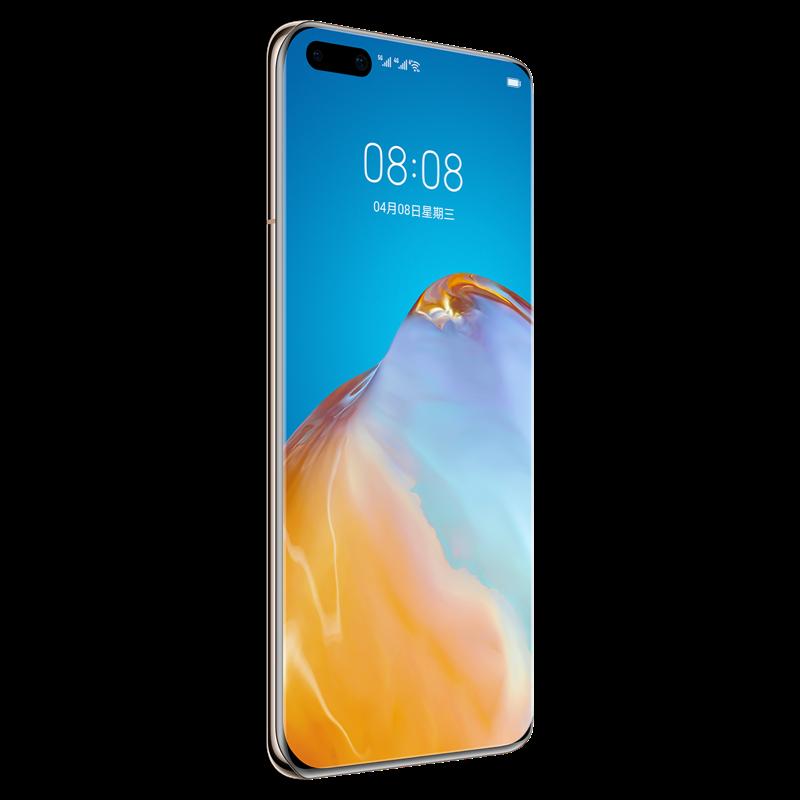 Global Huawei P40 Pro 5G Mobile Phone 6.58 Inches OLED Screen  8GB +256 GB Smart Phone 50MP +32MP 4200mAh Kirin 990 Android 10 enlarge