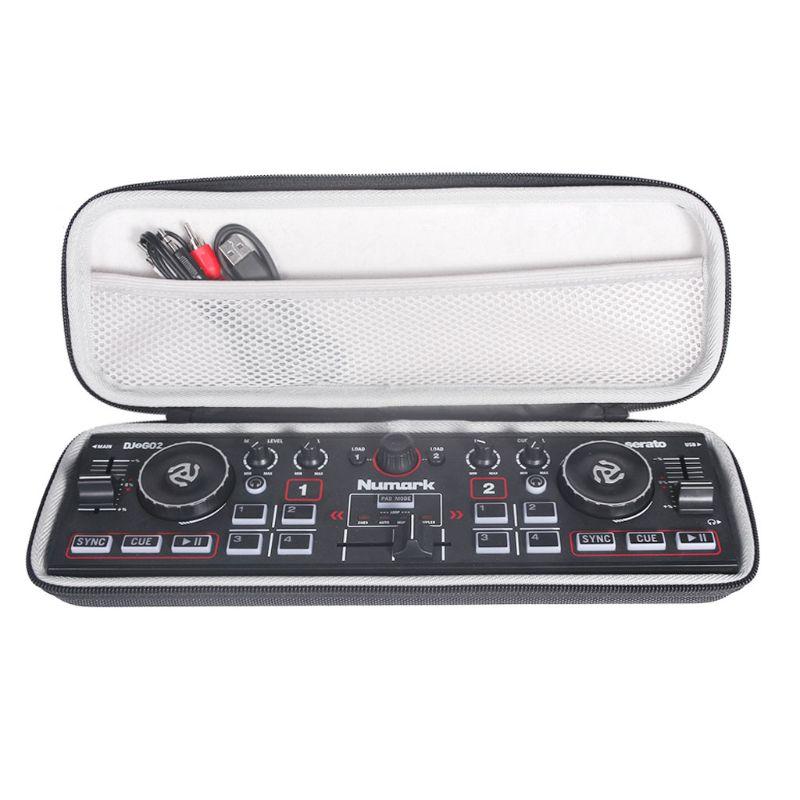 1 шт. защитный чехол сумка для хранения Коробка для Numark DJ2GO2 Карманный DJ контроллер