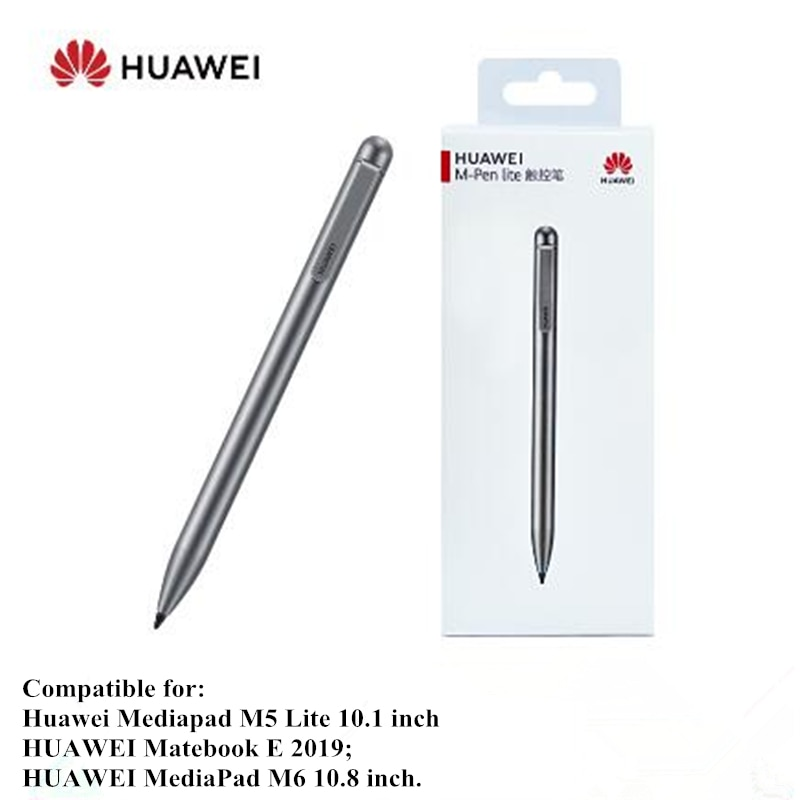 100% Original Huawei M-Stift lite stylus für Huawei Mediapad M5 lite/M6 10,8 in Kapazitiven Stift Für matebook E 2019 M6 10 Touch stift