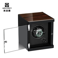 useuauuk plug automatic watch winder for mechanical watch box holder display jewelry storage watches case