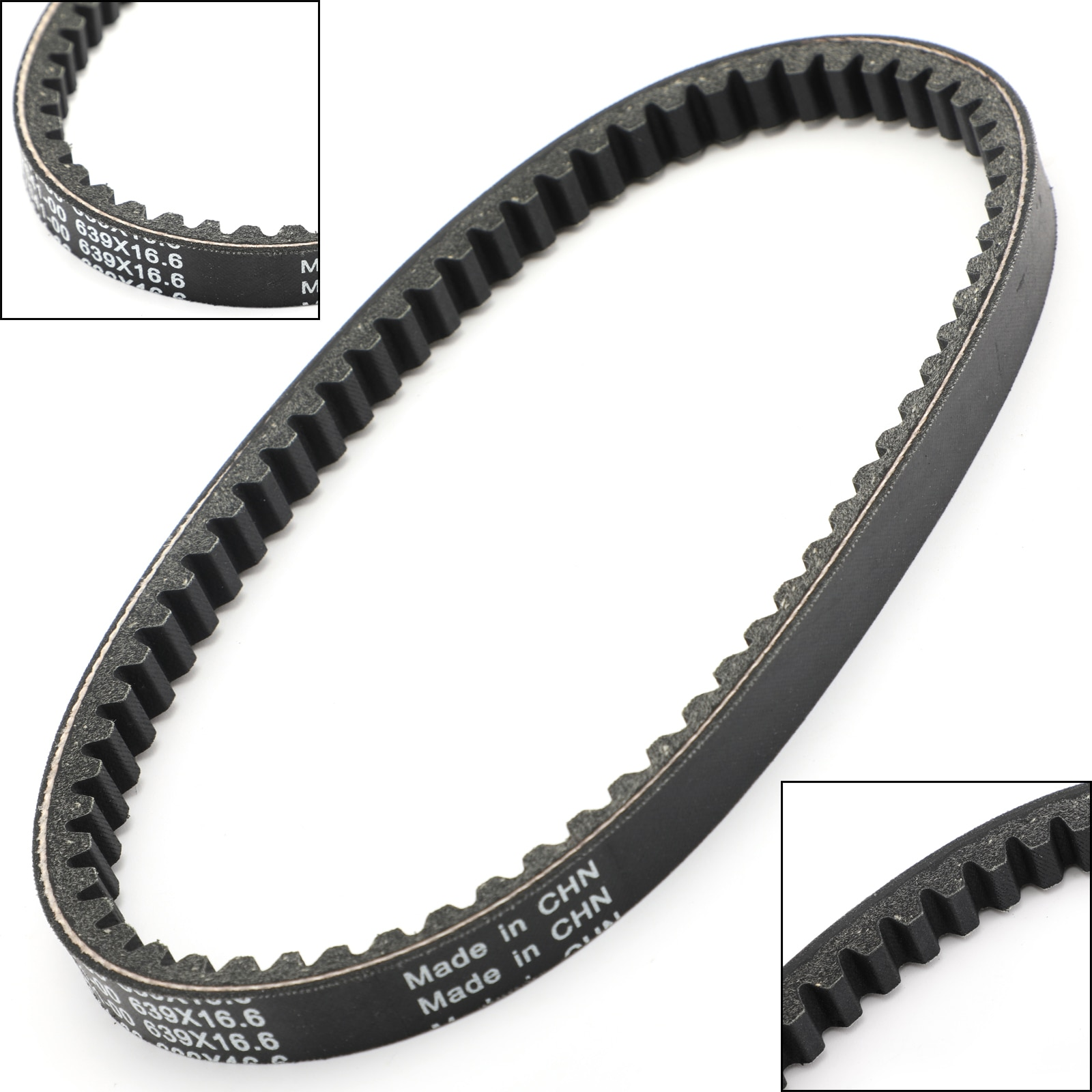 Cinturón de transmisión Artudatech para Honda 5ST-E7641-00-00, Scooter Jog50 CE50 Vino50 XC50 Jog CE Vino XC 50