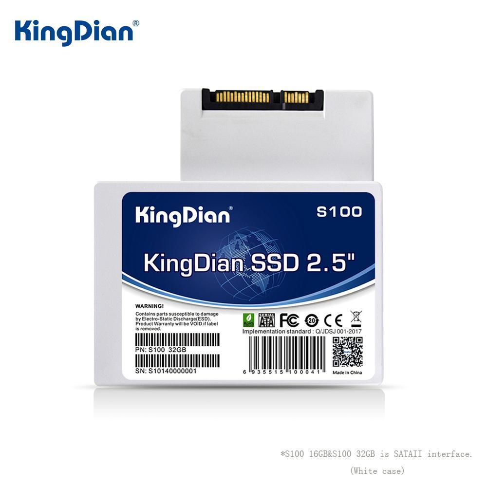 Ssd kingdian 60 gb 32 gb 16 gb 120 gb 240 gb 256 gb satall sataiii 2.5 hdd disco de estado sólido interno ssd para pc 120g 240g 480g
