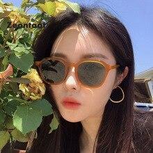 2019 Summer Classic Retro Oversize Square Sunglasses Women Brand Designer Big Frame Flat Top Glasses