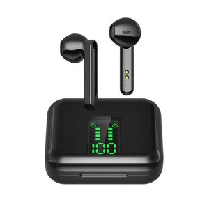 Mini digital wireless headset L12 TWS Bluetooth 5.0 motion touch Bluetooth music headset for apple, Xiaomi, Huawei and Android
