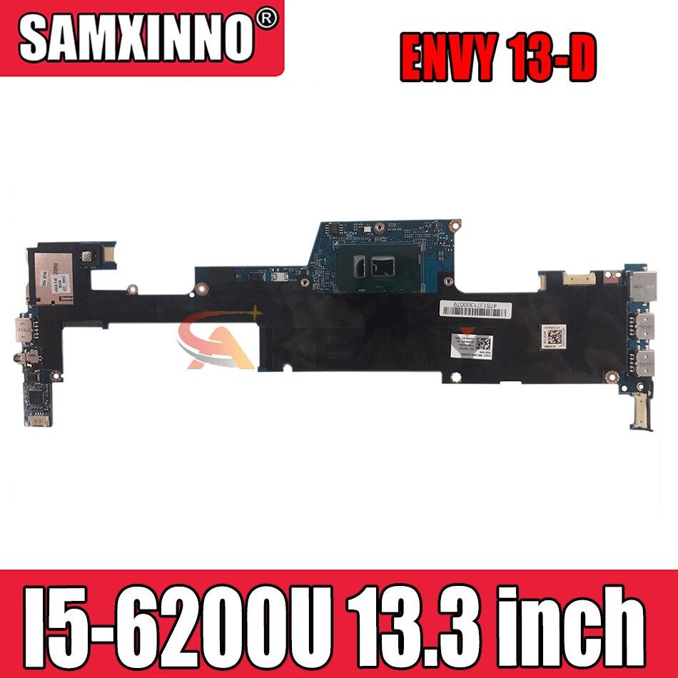 Akemy ل HP الحسد 13-D 13-D023TU 13-D024TU اللوحة المحمول 829313-001 ASE30 LA-C482P SR2EY I5-6200U 13.3 بوصة