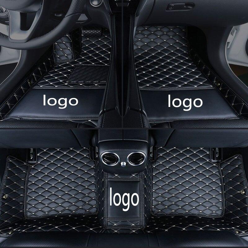 CARFUNNY Custom fit Anti-dirty car floor mats for Mercedes-Benz C E S R GIK ML class CLA GLA A160  car styling carpet