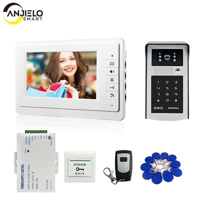 AnjieloSmart Wired 7