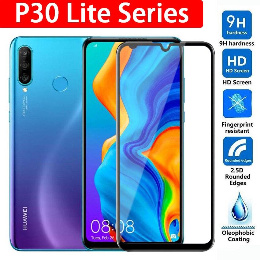 Защитная пленка на экран для Huawei P30, P30, P20 pro, P30 Lite, P30 Lite, закаленное стекло