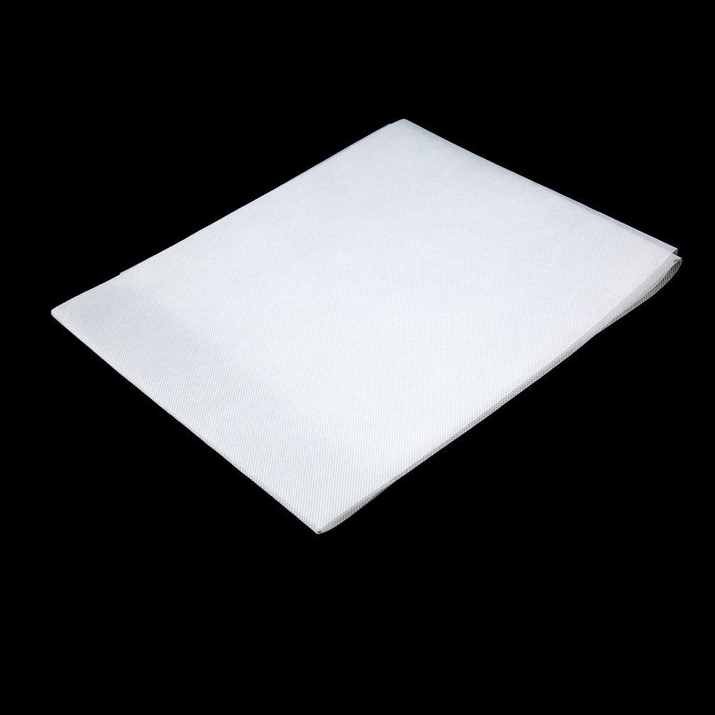 Cortina de pantalla de proyección de 160 pulgadas tela no tejida blanca suave portátil para KTV sala de conferencias Home Theater Envío Directo