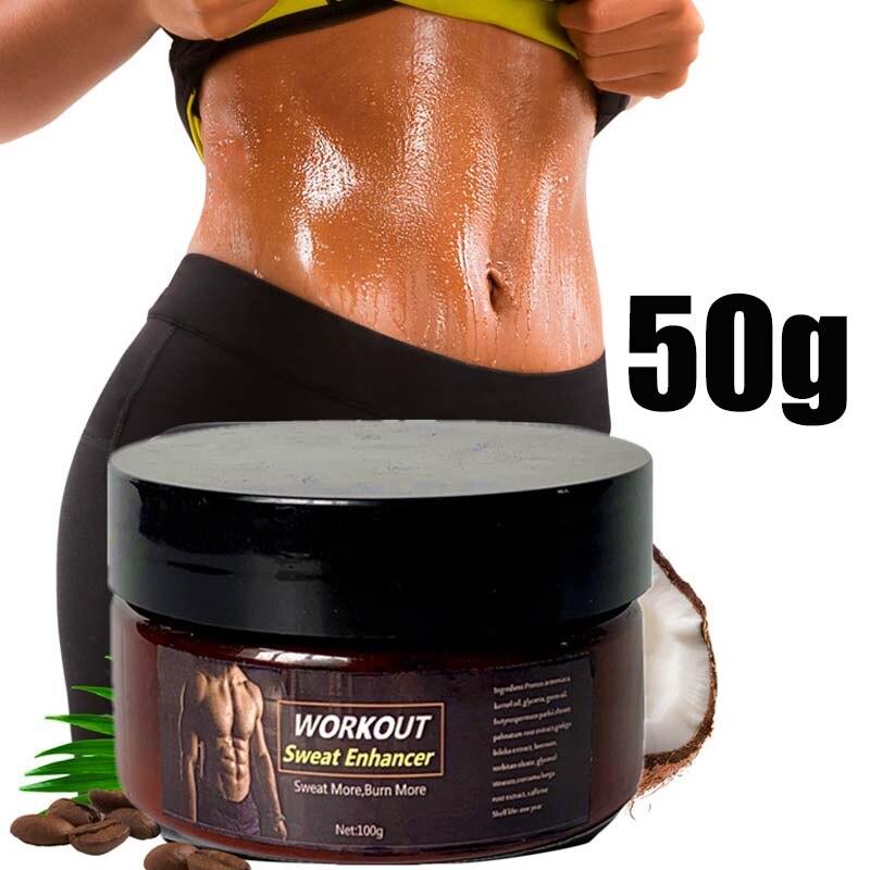 50g Exercise enhancing fat burning cream Massage Firming Cream Leg Fat Shaping Skin Firming Cream Weight Loss Firming Cream