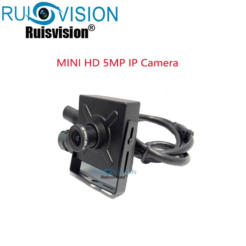MINI cámara IP HD 5MP H.265 P2P cámara de vigilancia de red onvif sistema de seguridad del hogar CCTV cámara IP IMX335 Sensor
