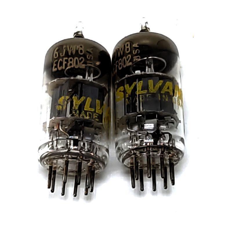 6JW8 ECF802 электронная трубка замена для 6U8A 6F2 ECF82 электронная трубка