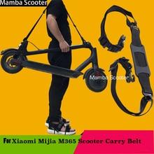 Cintura da trasporto per Scooter con tracolla per Xiao mi mi jia M365 M187 mi Pro Scooter per Ninebot ES1 ES2 Scooter M365 Oxford Belt