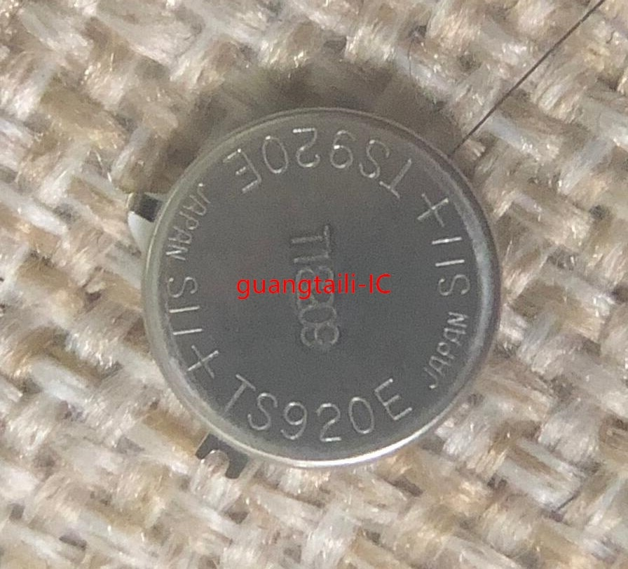1PCS TS920E Original Jinggong Optical Kinetic Energy Watch Battery 3023-34T Special Optical Kinetic Energy Rechargeable Battery