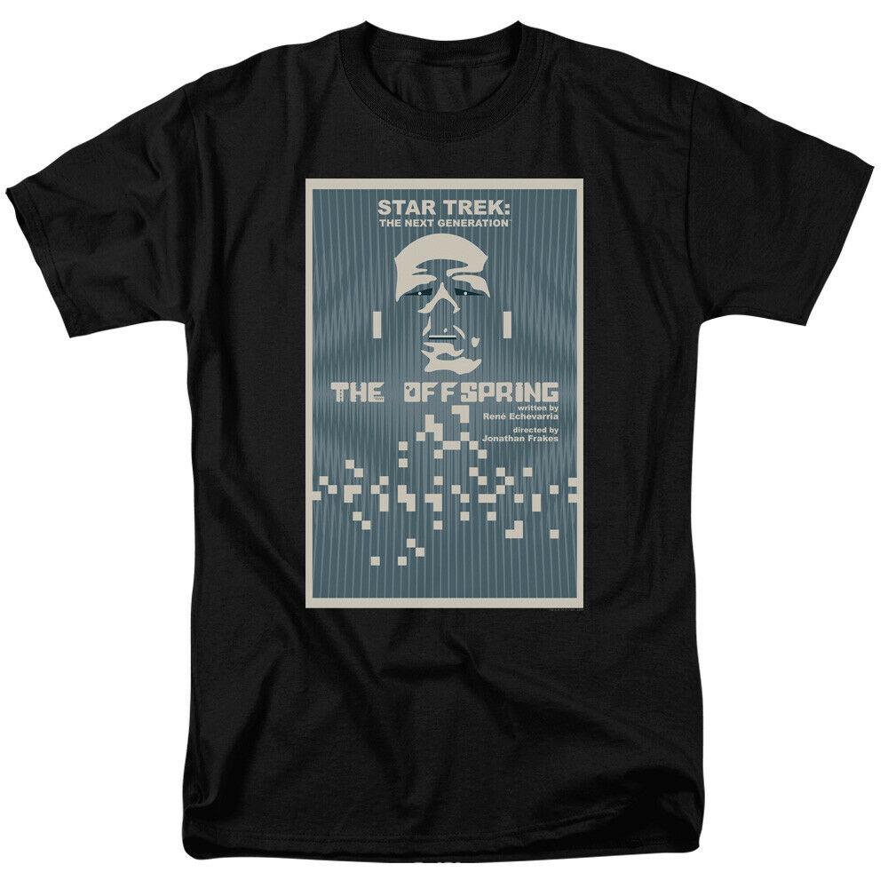 """Jornada nas estrelas png """"ep. 3.16-a prole """"camiseta-2 t até 7x"""