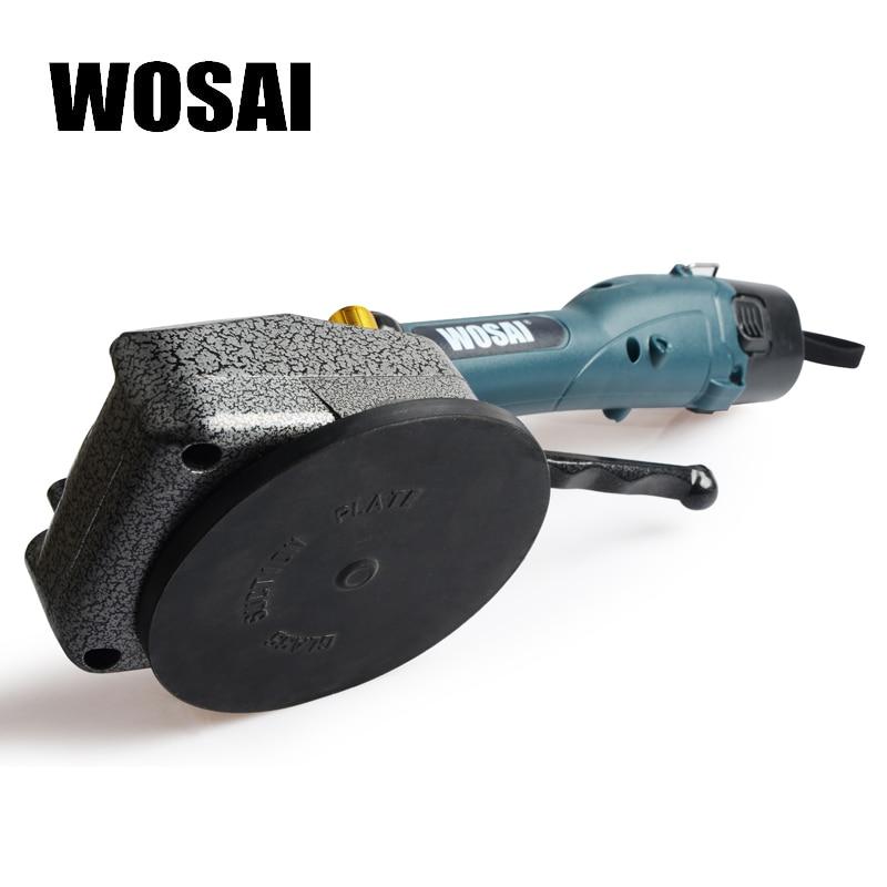 WOSAI vibrador de baldosas portátil para baldosas máquina de yeso de suelo máquina de colocación de baldosas con batería vibrador de suelo automático herramienta de nivelación