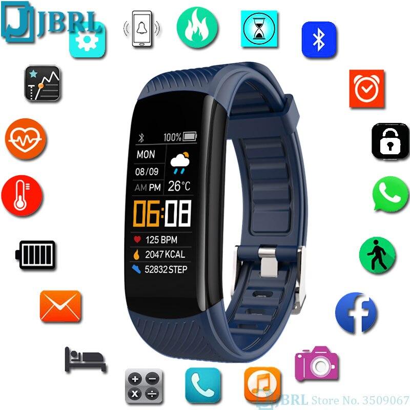 Inteligente para Android Rastreador de Fitness Moda Relógio Inteligente Masculino Mulher Smartver Eletrônica Ios Esporte Bluetooth Smart-ver