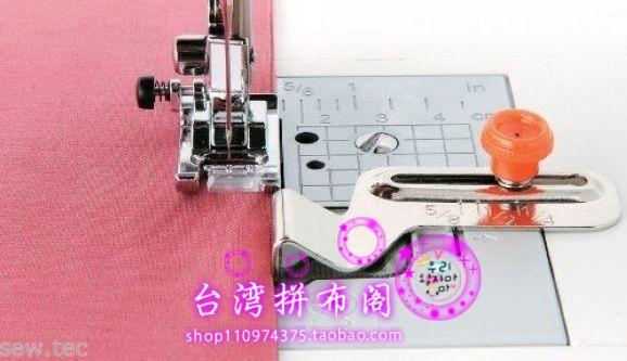 Brother aplicable, 900D 900 /Innov-is/ 4000D/Guía de costura especial para máquina de coser