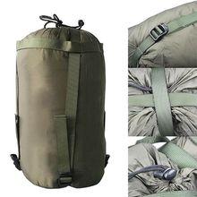 Уличный спальный мешок для кемпинга, компрессионные мешки для отдыха, сумка для хранения вещей XXUF