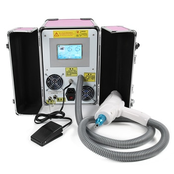 High Power Multi-Function Laser Beauty Machine Skin Care Laser Tattoo Removal Eyebrow Pigment Removal Machine
