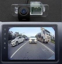 Fisheye caméra inversée AHD 1080P Parking voiture caméra de recul pour bmw E38 E39 E46 E60 E61 E65 E90 E91 E92 X3 X4 X5 X6 2014-2016