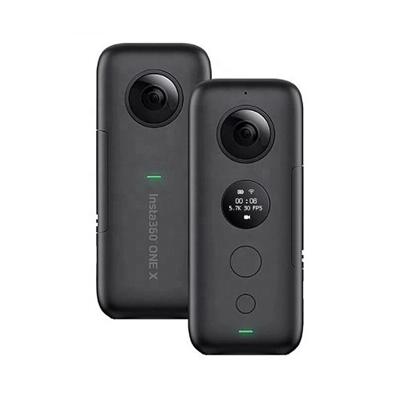 الأصلي Insta360 واحد X مقاوم للماء عمل الكاميرا 5.7K فيديو 18MP صور آيفون أندرويد