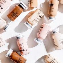 1 pièces 8ml sérum blanchissant BB crème lueur méso sérum éclaircissant BB crème fond de teint liquide maquillage naturel coréen beauté cosmétique