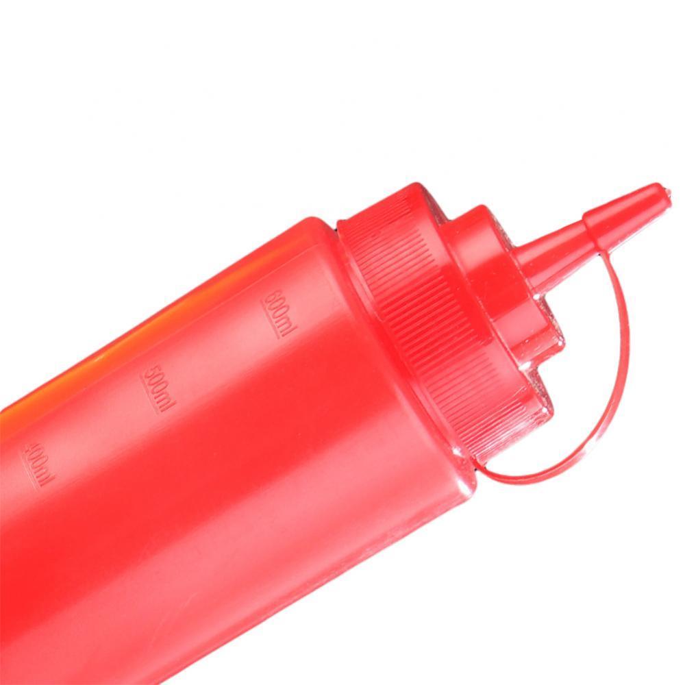 8 шт., пластиковые бутылки для соуса, 360 мл