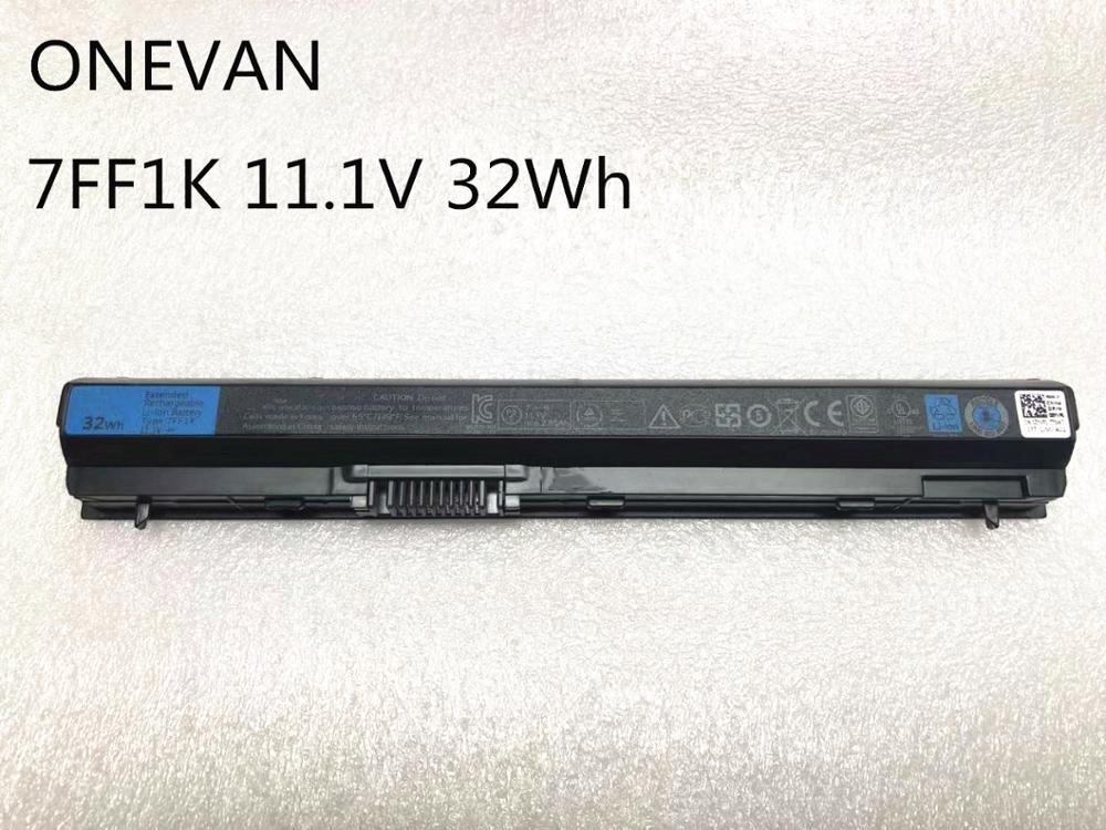 ONEVAN 11.1V 32WH 7FF1K מחשב נייד סוללה עבור DELL E6320 E6330 E6220 E6230 E6120 FRR0G KJ321 K4CP5 J79X4 P7VRH RFJMW קוריאה סלולרי