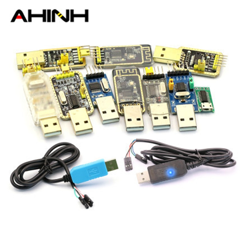Módulo CH340 USB a TTL CH340G... actualización de descarga de un pequeño...