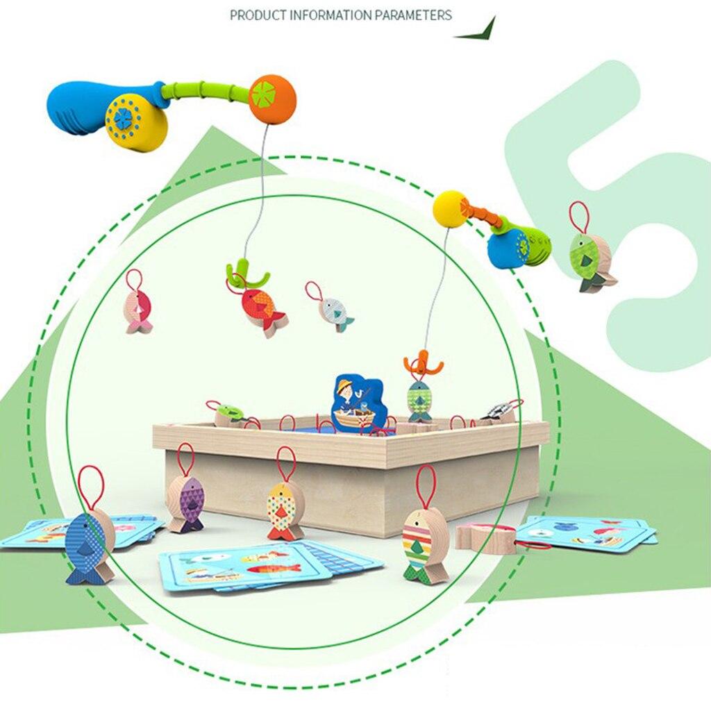 Fishing Games Toys Montessori Toys Kids Preschool Learning Educational Toys