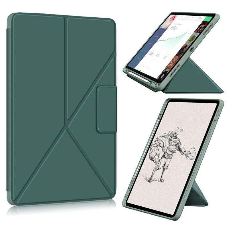 Funda magnética Para iPad Pro 2021, 11 pulgadas, con portalápices, plegable, inteligente,...