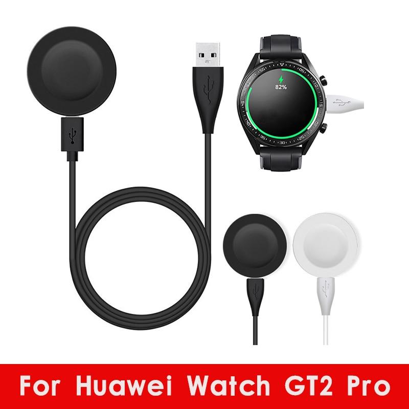 Зарядная док-станция для умных часов Huawei GT2 Pro /GT Honor, док-станция для Amazfit GTR2, USB-кабель для зарядки Huawei Honor Band 3/4