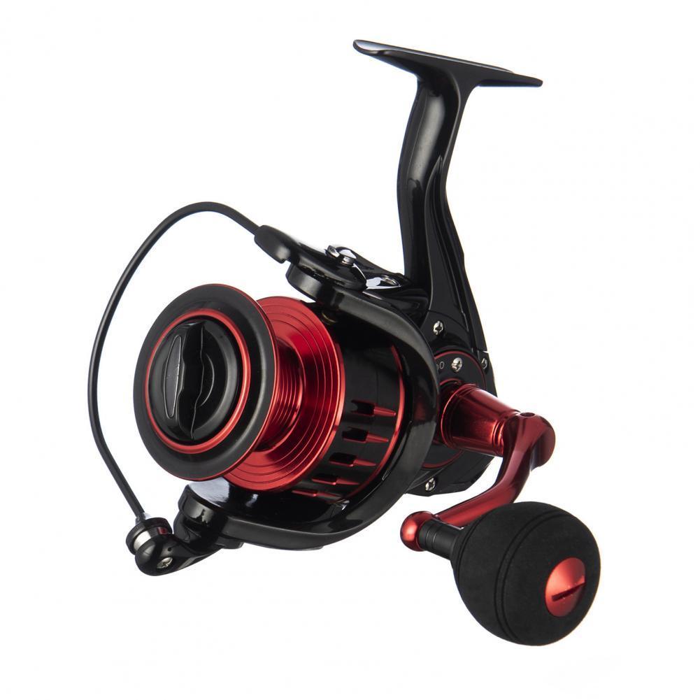 Powerful Bearings Spinning Reel Line Wheel Carbon Fiber Brake Pads Fishing Equippment for Outdoor