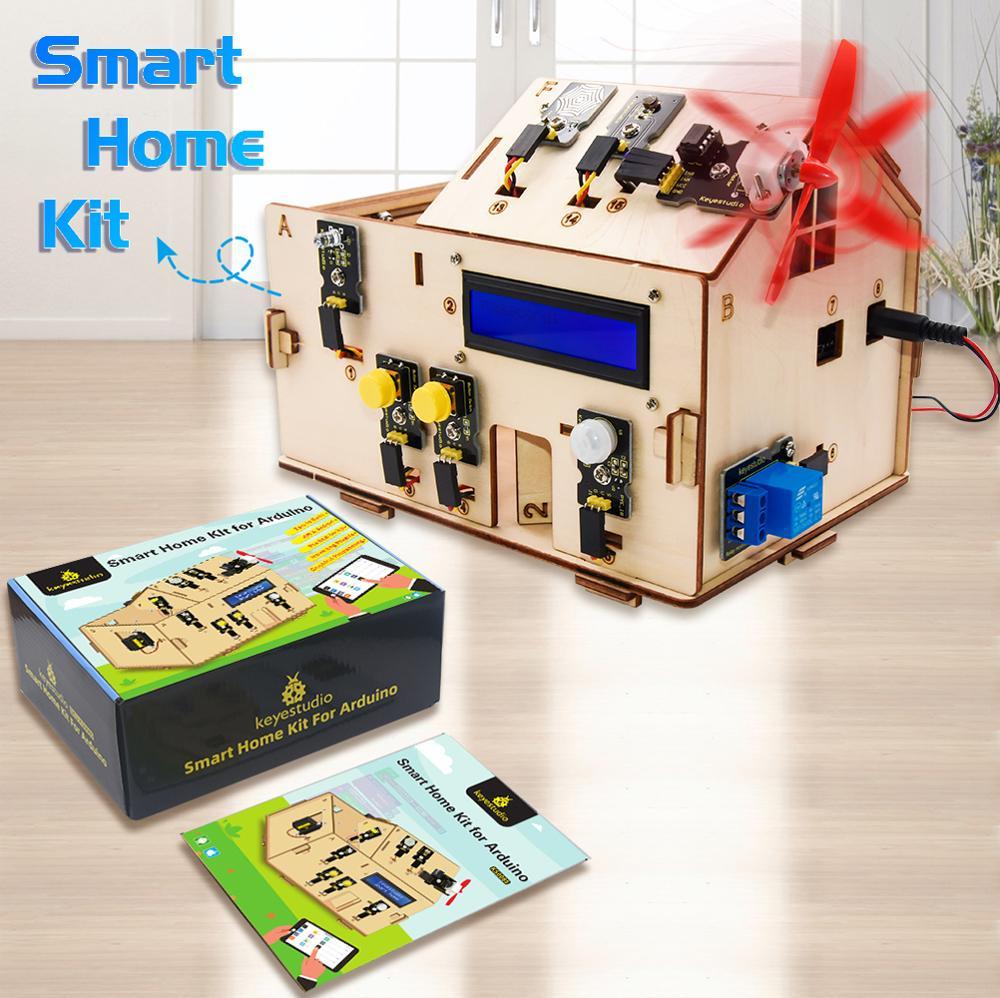 Набор Keyestudio для умного дома с платой п�