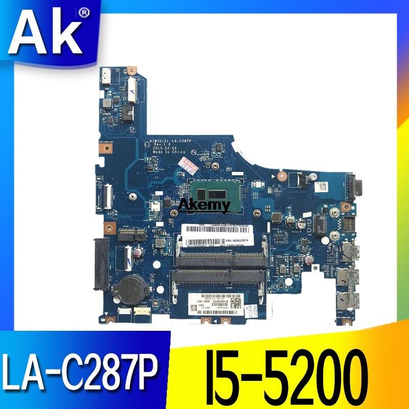 LA-C287P motherboard für Lenovo Z51-70 G51-70 G51-70M Laptop Motherboard I5-5200U AIWZ0/Z1 LA-C287P 5B20J23574 Test OK