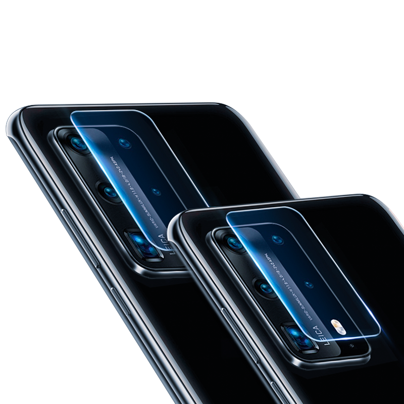 Cristal templado para lente de cámara para Huawei P40 Lite, Protector de pantalla para cámaras traseras, para Huawei Huavei P40 Lite Light Clear