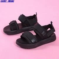 women sandals summer 2021 female shoes woman womens sandals summer sandals black heels for women size 35 40 wholesale