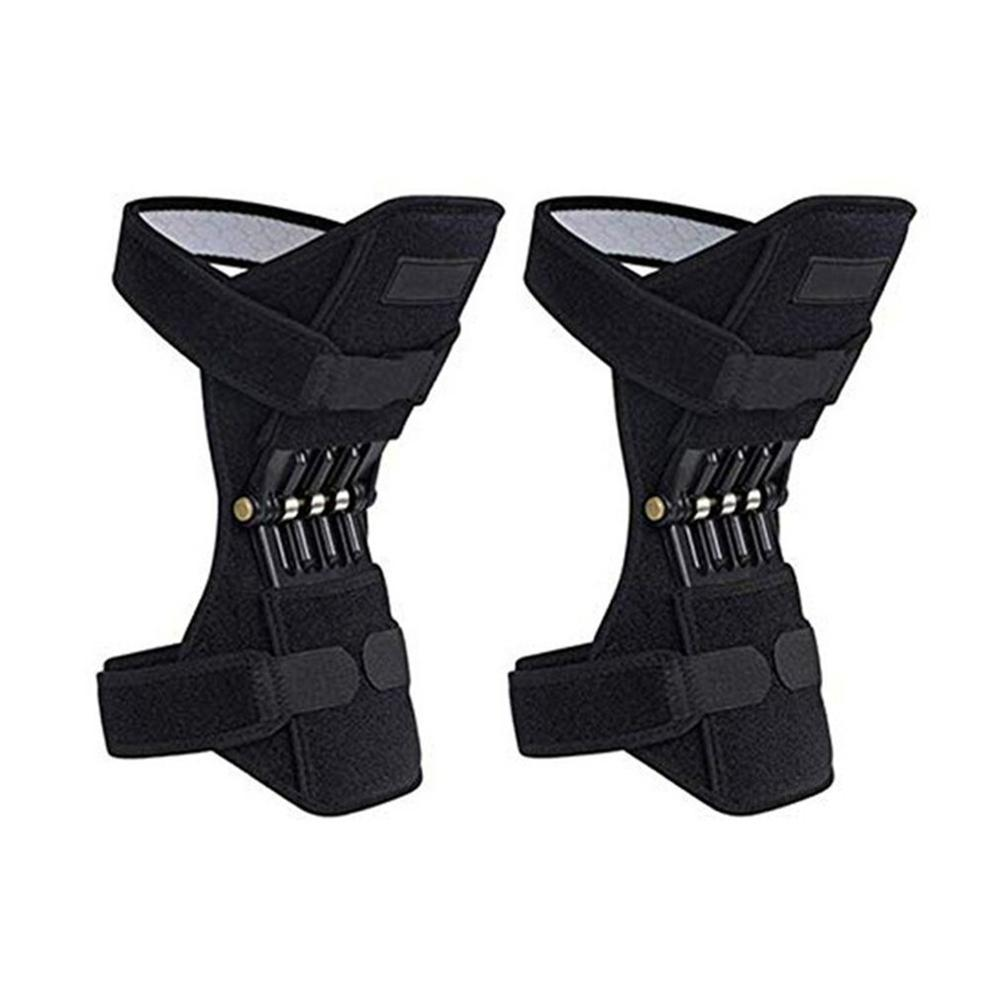 adjustable patella knee tendon strap protector guard support pad belted sports knee brace keenpads fitness training knee support Non-slip Joint Support Knee Pads Knee Patella Strap Breathable Power Lift Spring Force Knee Booster Tendon Brace Band Pad