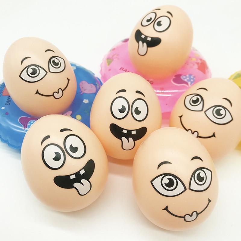 Искусственные яйца ручной росписи, пасхальный симулятор яйца, детские игрушки, искусственные яйца, украшения, развивающие игрушки для дете...