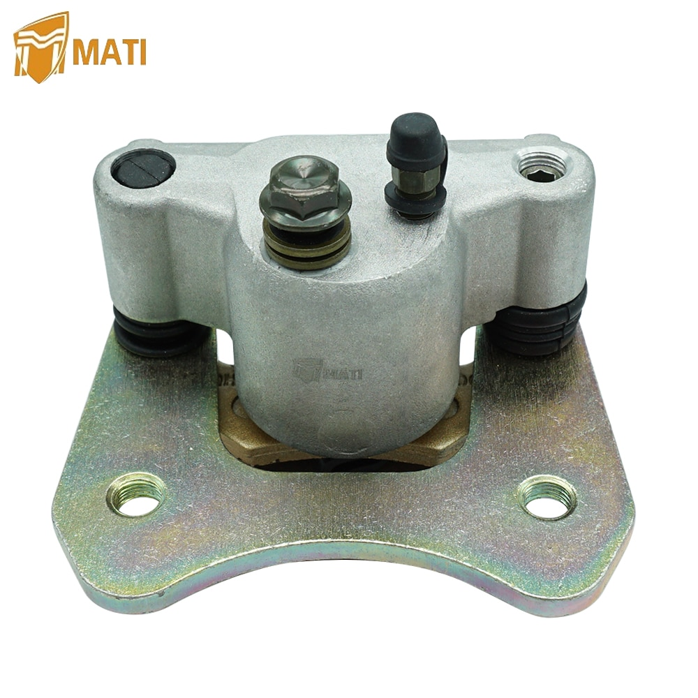 For ATV Polaris ATP 330 2005 ATP 500 2005  Rear Right Brake Caliper Assembly with Pads Replacement 1910876 rear right brake caliper for toyota avensis saloon estate zr adt27 47830 05030