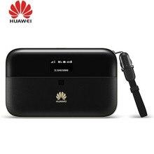 Router/cargador portátil Huawei Mobile WiFi Pro 2 4G LTE, color negro, E5885Ls-93A