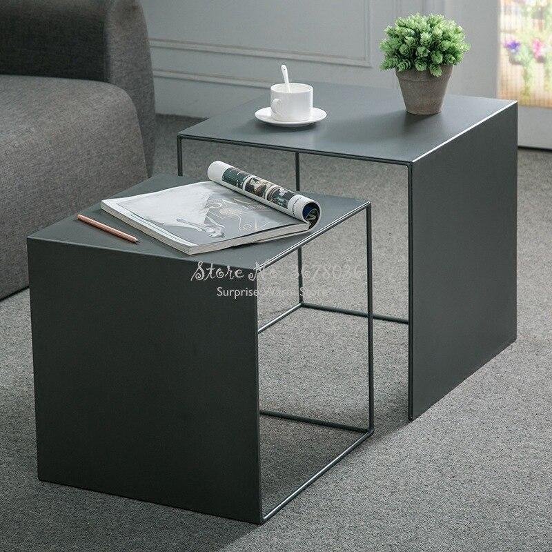Europa Style Metal mesa de té de moda de Metal mesa de...