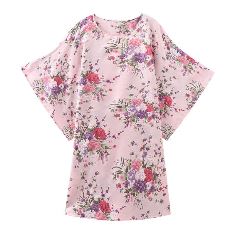 Женское платье-халат размера плюс, женское платье из вискозы, ночная рубашка большого размера 5XL, 6XL, 3XL, 4XL, ночная рубашка, новая одежда для сна, кафтан, ночная рубашка, Халат