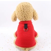 winter pet dogs puppy clothes chihuahua clothing fleece warm dogs clothes coat sweater for small medium large dogs pets clothing
